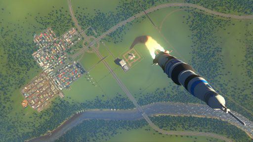 Старт ракеты местного Элона Маска собирает много зрителей