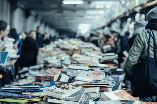Книги теперь не единственный источник знаний